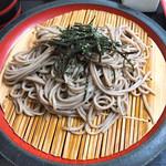 小島 - ザル蕎麦