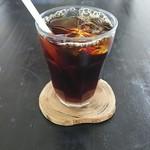 1113 - アイスコーヒー     ドリンクセットに プラス50円
