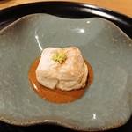 90278707 - 焼きゴマ豆腐