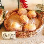 マチロジ - 料理写真:塩バターフランス