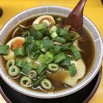 中華そば 麺屋7.5Hz+ - 中華そば(中) ※味玉追加