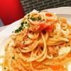 キッチンえっせんす - 料理写真:フレッシュトマトとモッツァレラのパスタ