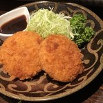 七伍屋 - 蟹クリームコロッケ