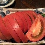 七伍屋 - 冷やしトマト