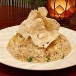 キッチン&バー ジャカルタ - 料理写真:ナシゴレン 人気No1 インドネシア定番炒飯