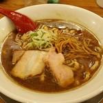 麺や七彩 - 喜多方らーめん(煮干) 820円