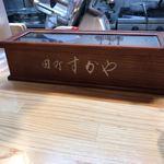 90284695 - 箸箱は、なぜか、すかや。笑