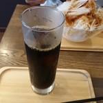 たいやきかふぇ浪花家 - アイスコーヒー