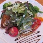 イタリア食堂 フクモト - サラダ