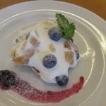 イタリア食堂 フクモト - 本日のケーキ