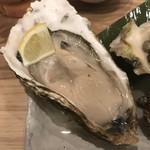 90285611 - 広田湾産牡蠣。                       美味し。