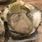 90285615 - 京都府産岩牡蠣。                       美味し。