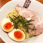 にぼしらーめん 三代目 玉五郎 - 特製 煮干しつけ麺
