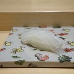 寿司割烹 魚紋 - 墨烏賊