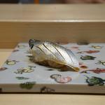 寿司割烹 魚紋 - 小鰭
