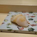 寿司割烹 魚紋 - 帆立