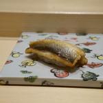 寿司割烹 魚紋 - 穴子