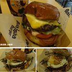 90286276 - マハロハバーガーロイヤルハワイアンセンター(ハワイオアフ島)食彩品館.jp撮影