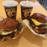 Mahaloha Burger - マハロハバーガーロイヤルハワイアンセンター(ハワイオアフ島)食彩品館.jp撮影