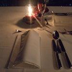 フィッシュバンク トーキョー - テーブルセッティング