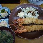 えびいち - 大エビフライ定食