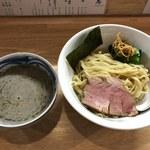 麺屋 白鷺 - 煮干しつけ麺 (期間限定)