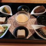 茶々 - 料理写真:味彩膳 お膳