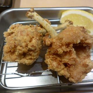 □■岩手県産菜彩鶏使用★名物!ちゅーりっぷ唐揚■□