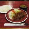 レストラン ヒロ - 料理写真:「とんかつ」です。