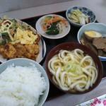 かべ - 料理写真:チキン南蛮ランチ500円