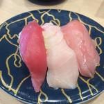 回転寿司 力丸 神戸垂水店 - マグロ