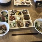 とうふや豆蔵 - 私の昼食①