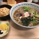 七福亭 - かやく定食
