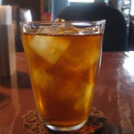 ドッグベリー - 本日のお茶「あんずの香りほうじ茶」