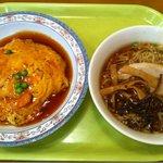北京餃子 - 2011.08 日替わりランチ(530円)