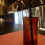 黒毛WAGYU RESTAURANT HACHI - ランチ ドリンク 紅茶