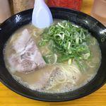 長浜ナンバーワン - ラーメン 550円