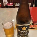 天府舫 - 瓶ビール