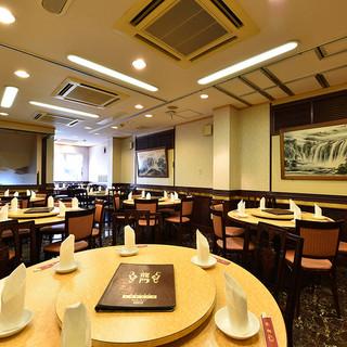 《横浜中華街大通り》貸切&個室◎全120席完備!