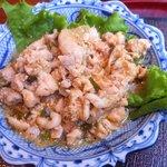 9031419 - 鶏挽肉のサラダ