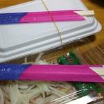 お持ち帰り専門 地鶏・たたき屋 みっちゃん - 料理写真:地鶏もも焼き ¥1000 赤鶏たたき ¥500