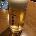 90312392 - サッポロ黒ラベル(中)(570円)