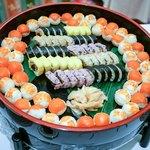 ホテルオークラ神戸 - お寿司
