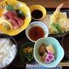 おけしょう鮮魚の海中苑 - 料理写真:★★★☆ 刺身膳