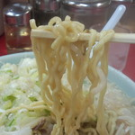 らーめん弁慶 - 麺