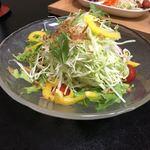 御宿 浜辺屋 - 朝食 サラダ