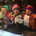 ペルー料理&バル ALDO - ほうほう・・リトルピープルかと思った。