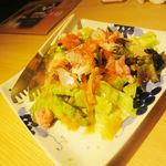 板前寿司 江戸 - 海鮮サラダ