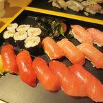 板前寿司 江戸 - まぐろ尽くし