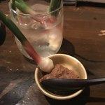 和樂 - 谷中しょうが というやつ。